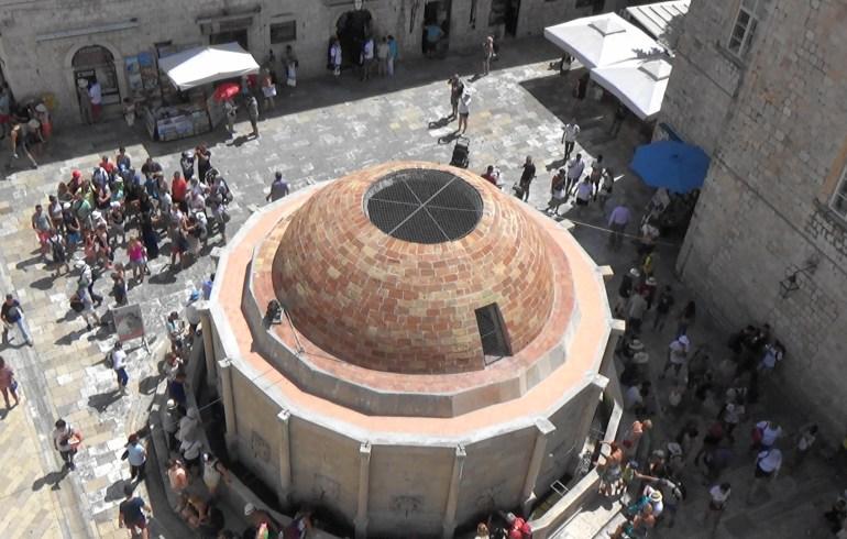 Fuente de Onofrio. Dubrovnik (Croacia)