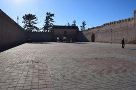 Vista de Bab El Mechouar. Essaouira (Marruecos)