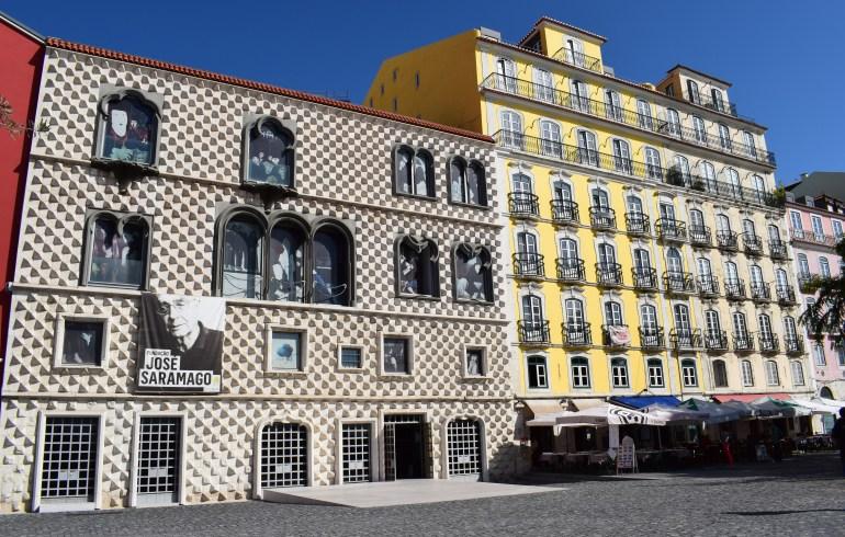 Casa dos Bicos. Fundación Jose Saramago. Lisboa (Portugal)