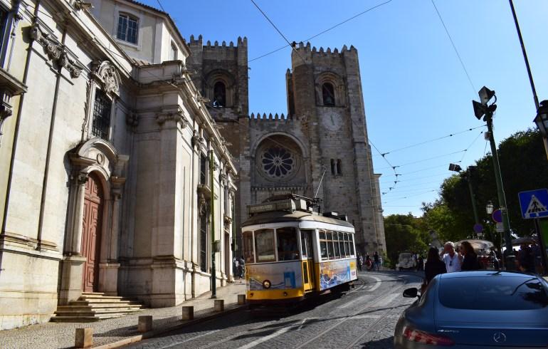 Sé de Lisboa (Portugal)
