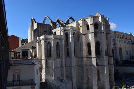 Covento do Carmo. Lisboa (Portugal)