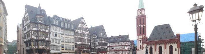 Kaiserdom (Catedral). Frankfurt (Alemania)