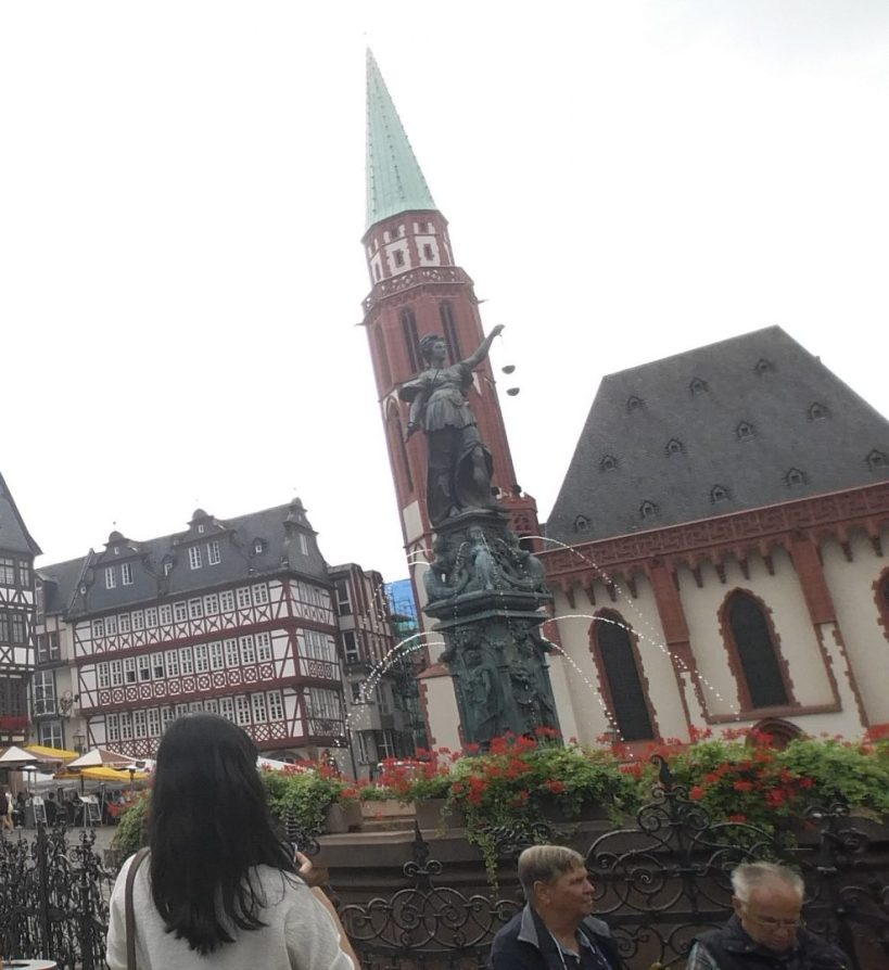 Alte Nikolaikirche. Frankfurt (Alemania)