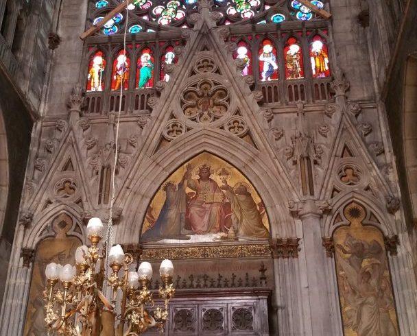 Basilique St. Epvre. Nancy (Francia)