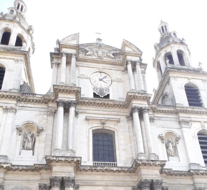 Catedral de Notre Dame de L´Annonciation. Nancy (Francia)