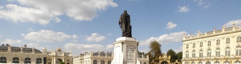 La Plaza Stanislas. Nancy (Francia)