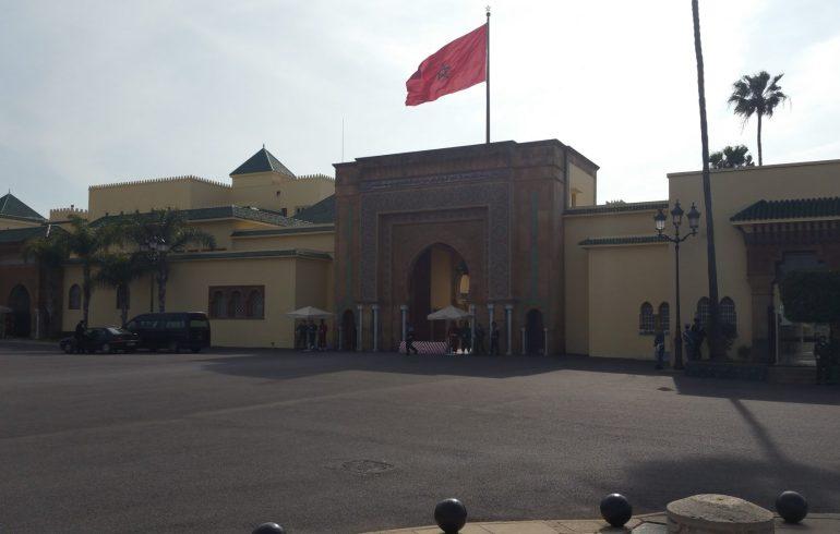 Palacio Real. Rabat (Marruecos)