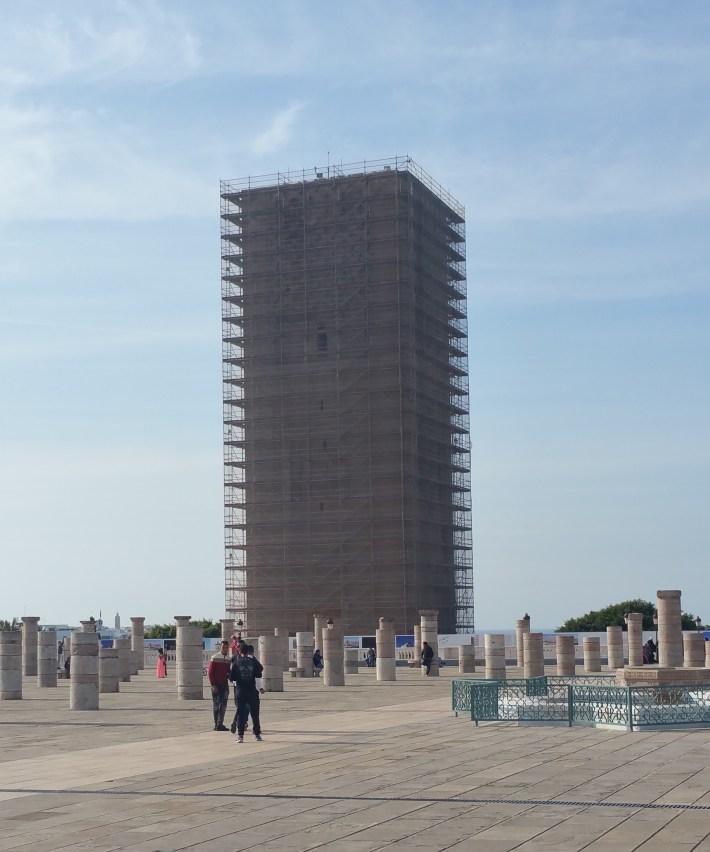 Torre Hassan. Rabat (Marruecos)