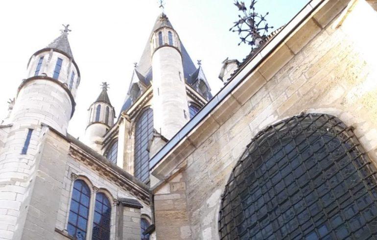 Iglesie Notre Dame. Dijon (Francia)