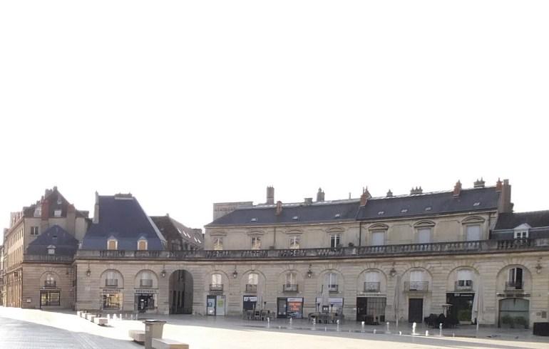 Place de la Liberation. Dijon (Francia)