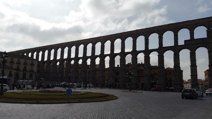 Acueducto Romano. Segovia (España)