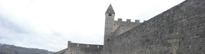 Castillo. Beynac et Cazenac (Francia)