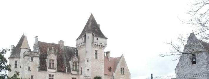 Castillo Les Milandes. Perigord. (Francia)