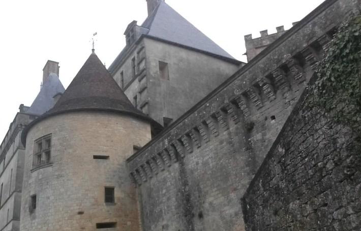 Castillo de Biron. Perigord, Aquitania (Francia)