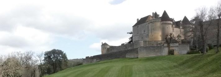 Castillo Fenelon. Perigord, Aquitania (Francia)