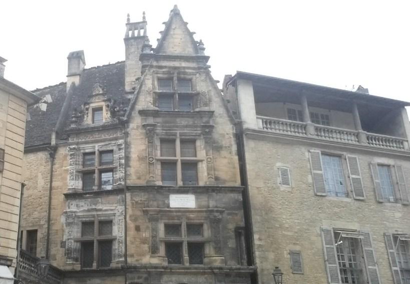 Hotel Vienne. Sarlat (Francia)