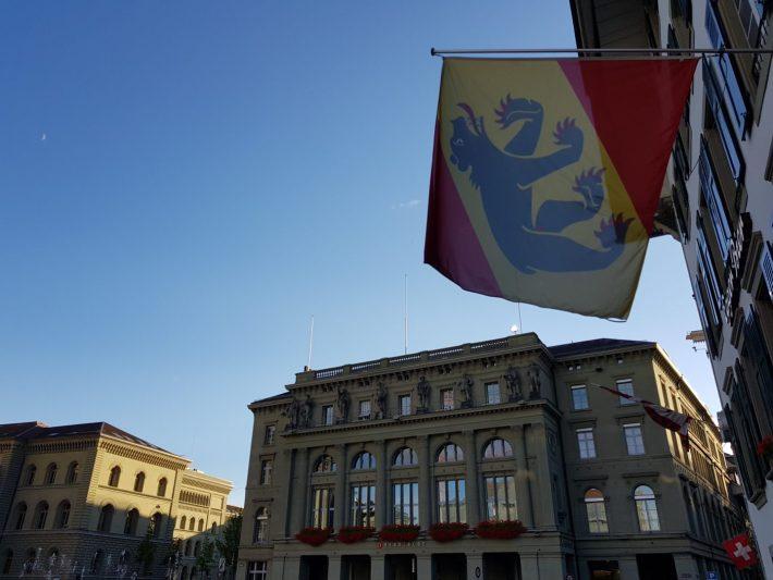 Bundesplatz. Berna (Suiza)