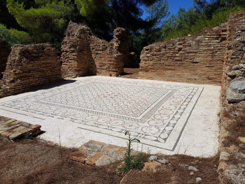 Baños Griegos. Olimpia (Grecia)
