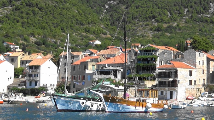 Komiza (Croacia)