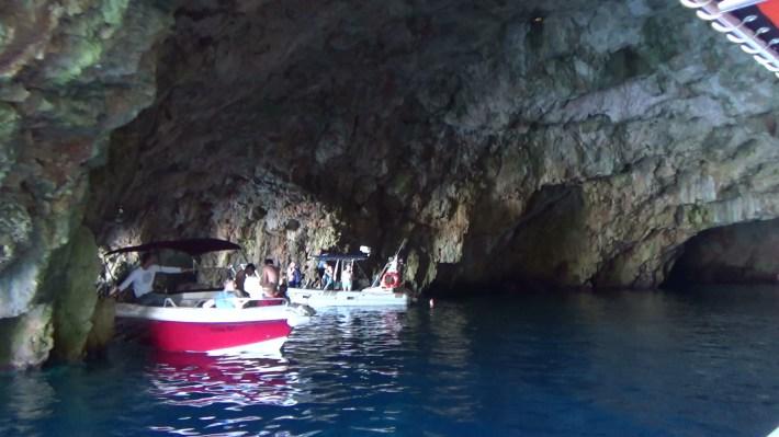 Green Cave (Cueva Verde), Ravnik (Croacia)