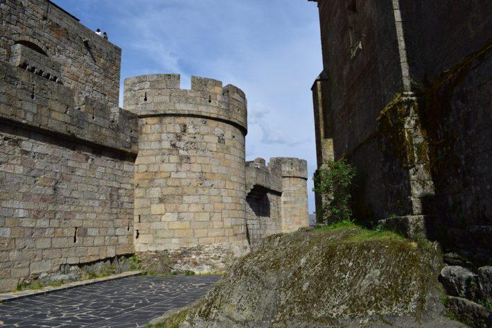 Castillo de los Condes de Benavente. Puebla de Sanabria (España)