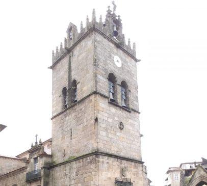Iglesia de Nuestra señora de Oliveira. Guimarães (Portugal)