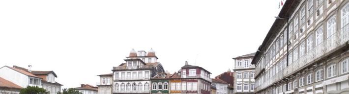 Largo Toural. Guimarães (Portugal)