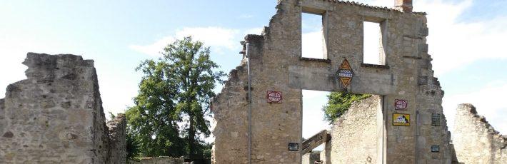 Taller. Oradour Sur Glane (Francia)
