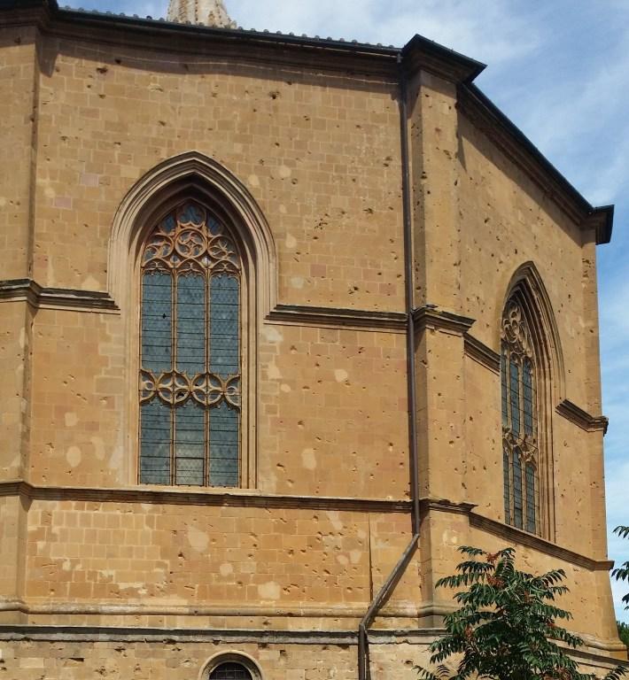 Catedral de Santa María Assunta. Pienza (Italia)