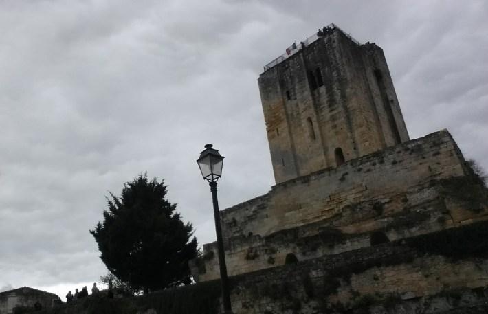 Torre del Castillo del Rey. St. Emilion (Francia)