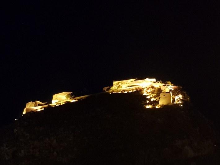 Palamidi. Nauplia (Grecia)