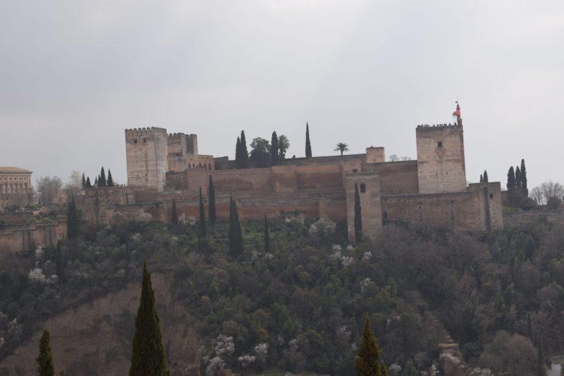 La Alhambra. Granada (España)