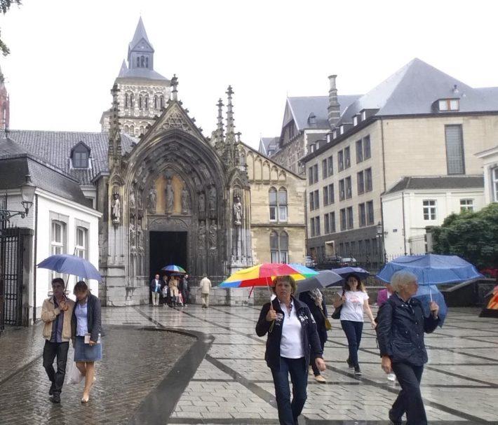 Basílica de San Servando. Maastricht (Holanda)