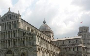PISA (ITALIA) RUTA POR LA TOSCANA