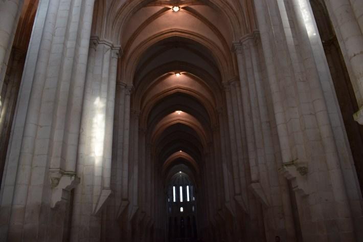 Iglesia. Alcobaça (Portugal)