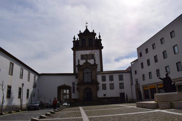 Igreja de Nossa Senhora da Torre. Braga (Portugal)