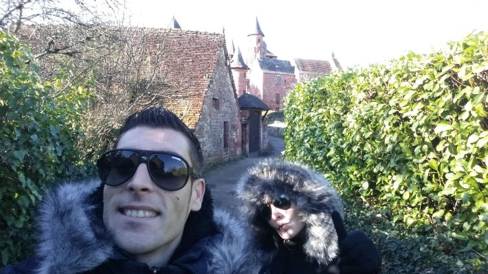 Collonges - La - Rouge (Francia)