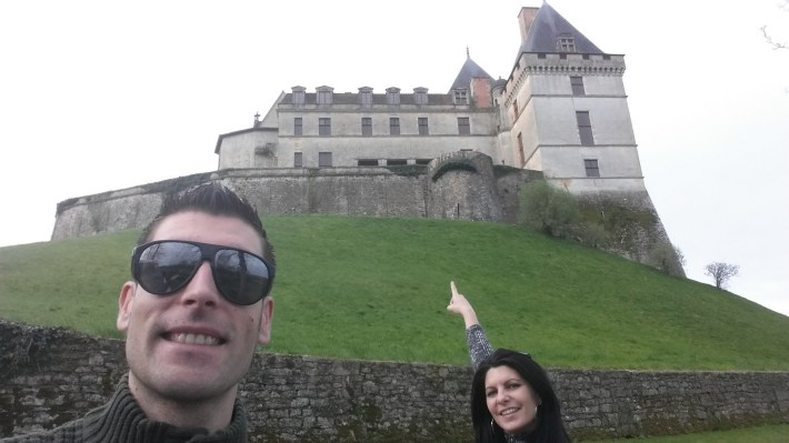 Chateau Biron (Francia)