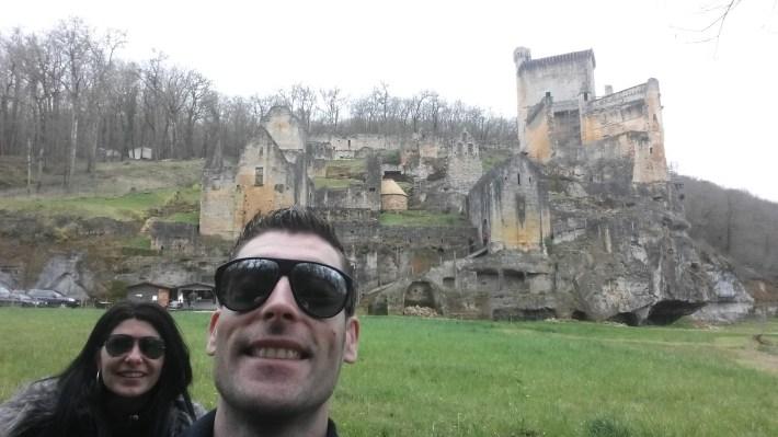 Castillo de Commarque (Francia)