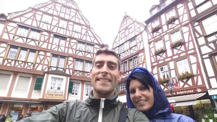 Bernkastel - Kues, Ruta por el Mosela (Alemania)