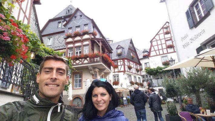 Beilstein, Ruta por el Mosela (Alemania)