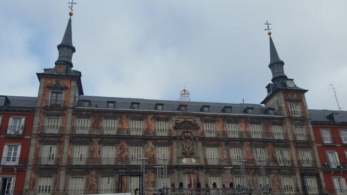 Plaza Mayor. Madrid (España)
