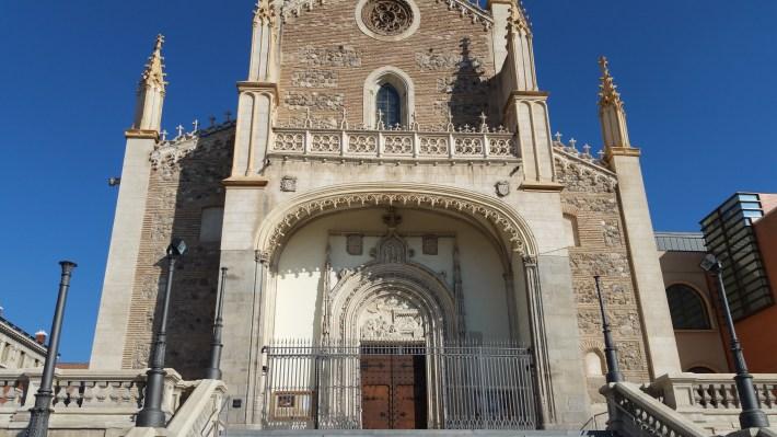 San Jerónimo el Real. Madrid (España)