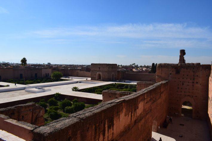 Palacio el Badi, Marrakech (Marruecos)