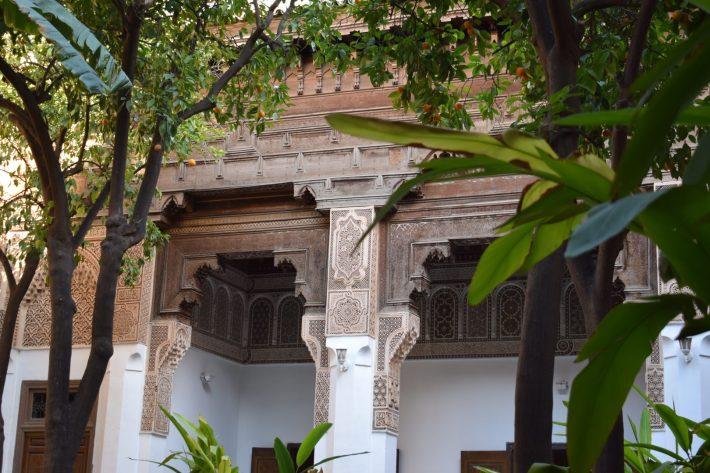 El Palacio Bahia, Marrakech (Marruecos)