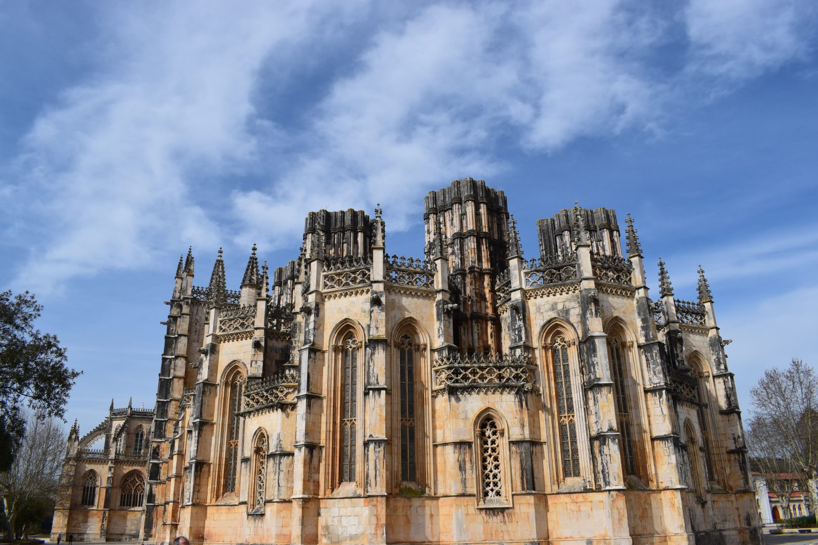 VIDEO: BATALHA (PORTUGAL) PATRIMONIO DE LA UNESCO