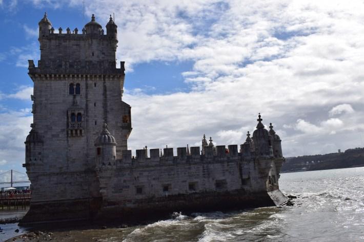 Torre de Belém. Lisboa(Portugal)