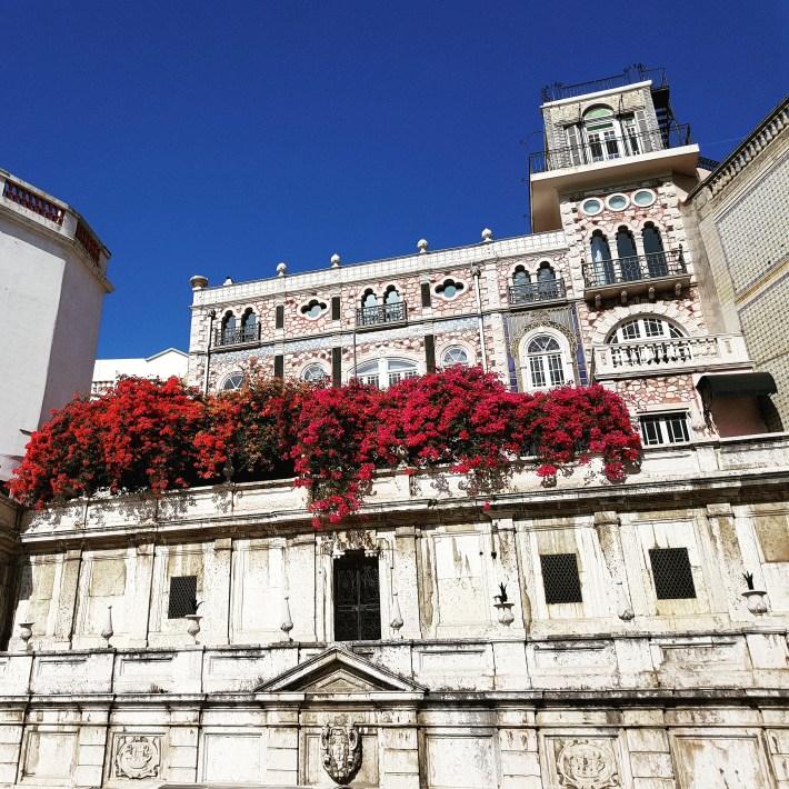 Chafariz O Rei. Lisboa (Portugal)