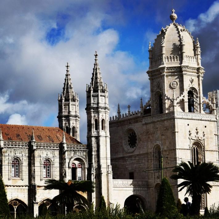 Mosteiro dos Jerónimos. Lisboa (Portugal)