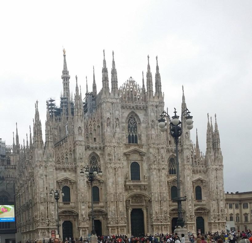 Duomo. Milan (Italia)
